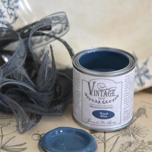 Royal Blue 100 ml Vintage Paint Jeanne d'Arc Living