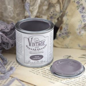 Dark Lavender 100 ml Vintage Paint Jeanne d'Arc Living